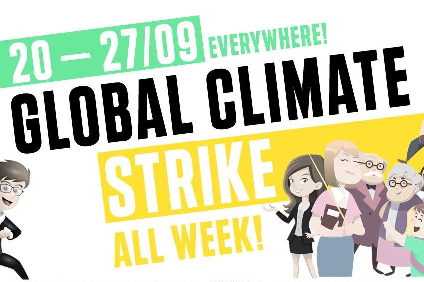 semaine mondiale d'action climat